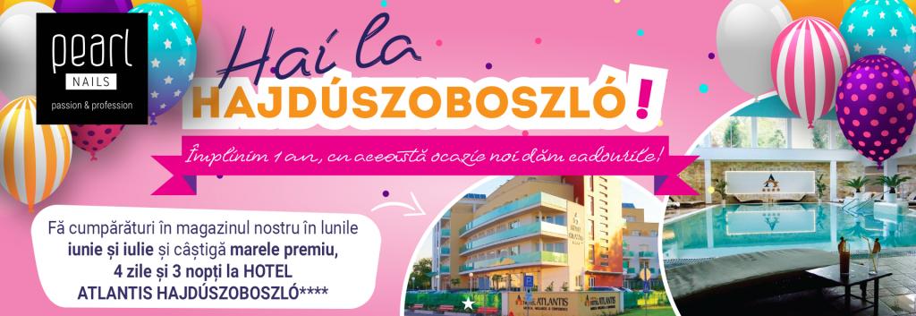 Joc de zi de naștere – Hai la Hajdúszoboszló!
